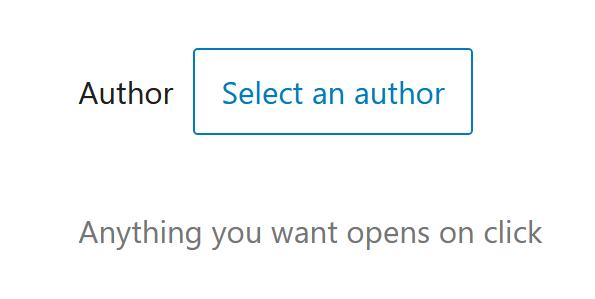 "A screenshot of the WordPress Gutenberg component ""BaseControl""."