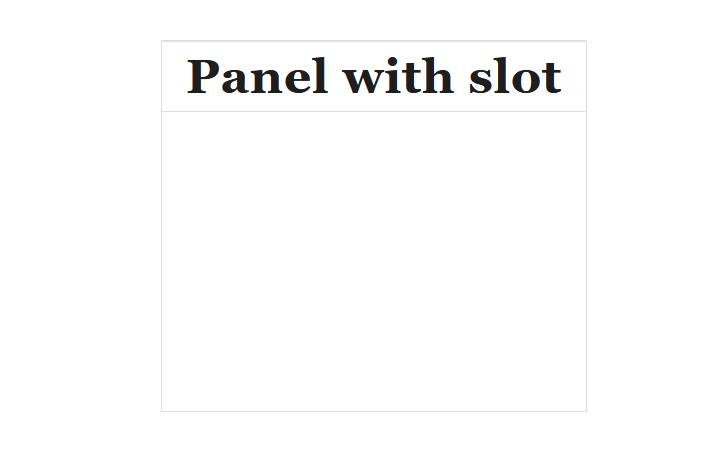 """A screenshot of the WordPress Gutenberg component """"SlotFill""""."""