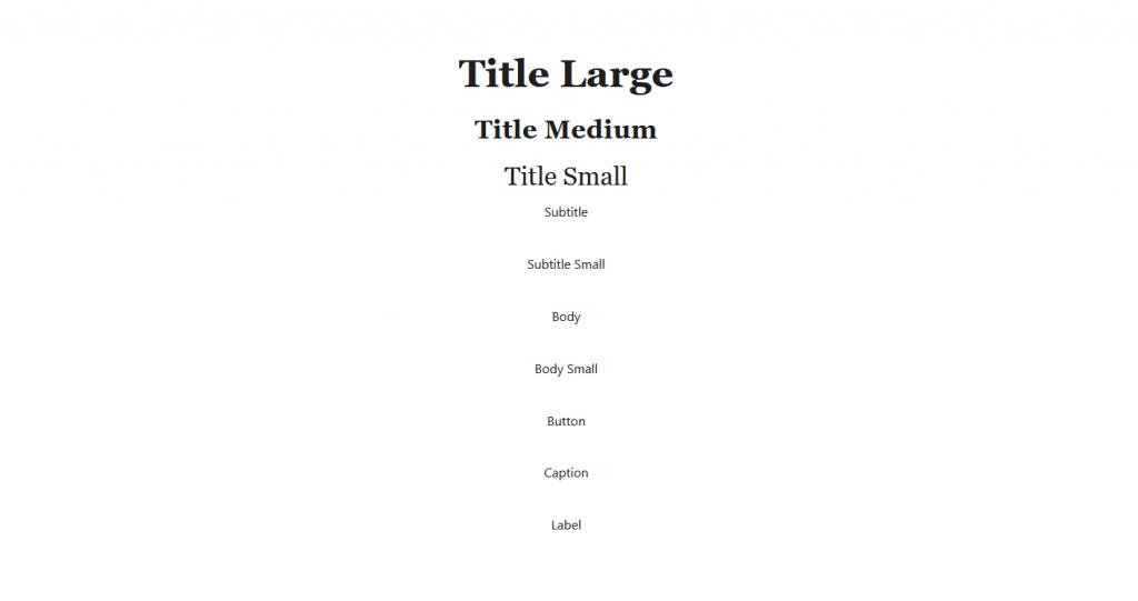 """A screenshot of the WordPress Gutenberg component """"Text""""."""